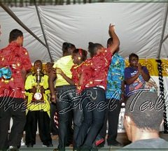 Antigua & Barbuda National Youth Pan Orchestra celebrates on stage