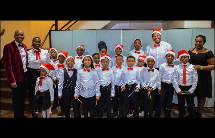 CASYM's Class One after its performance