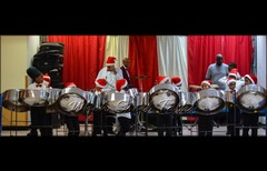 CASYM's Class One performs at the organization's 2018 Christmas Concert in Brooklyn, New York