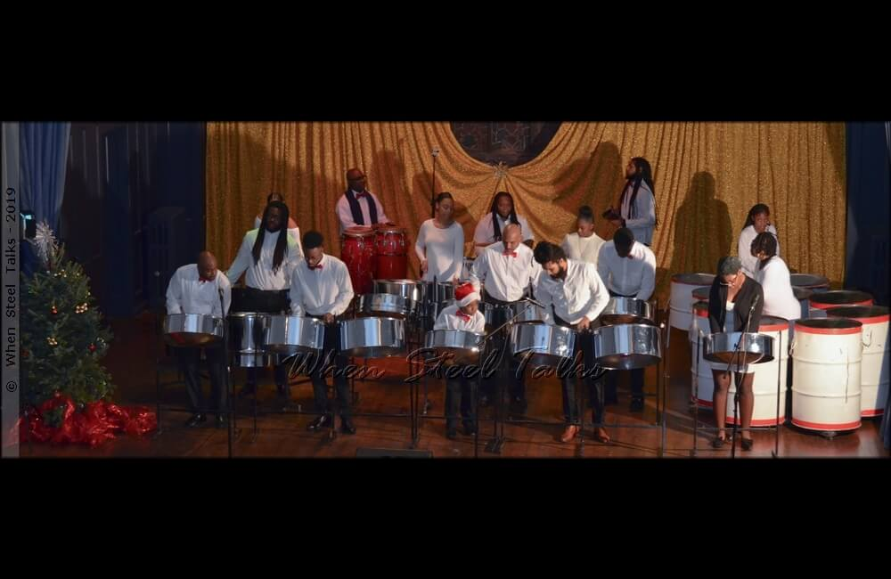 Pan Evolution Steel Orchestra
