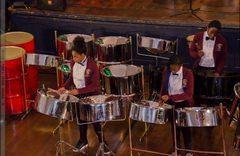 Meyer Levin Advanced Steel Band