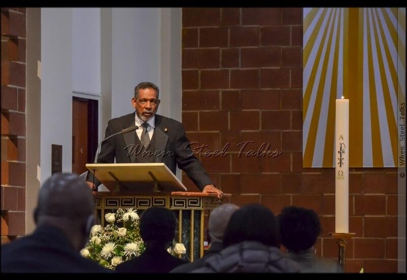 "Professor Eugene Pursoo shares his memories of Martin ""Dougie"" Douglas"