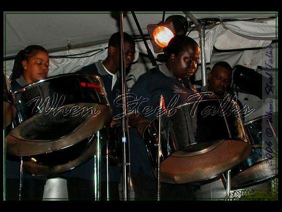 Gemonites Steel Orchestra