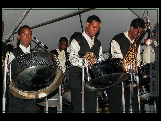 Golden Hands Steel Orchestra