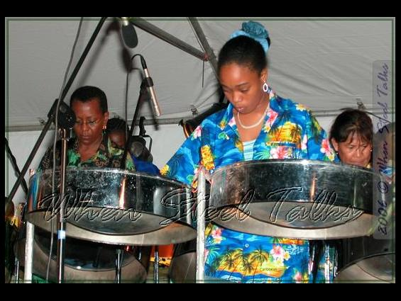 Holy Family Cathedral Steel Orchestra