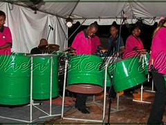 Potters Moravian Zionites Steelband
