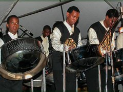 Golden Hands Steel Orchestra