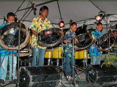 Holy Family Cathedral Junior Steel Orchestra